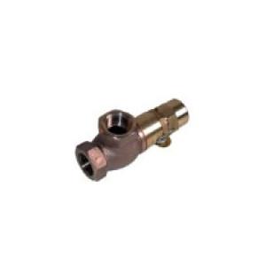 Перепускной клапан 0.5-2.5BAR R1/2