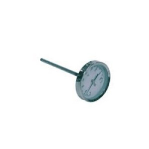 Термометр 0-150°C R1/4 D63/L130 AG-MЕ  для горелок RP/GRP