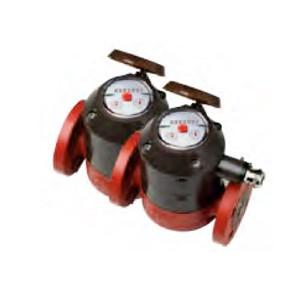 Счётчики топлива VZO фланцевые